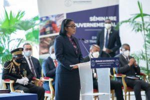 Première ministre Gabon SPIN.ga